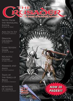Crusader Journal #21 D