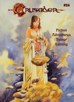Crusader Journal #24 D