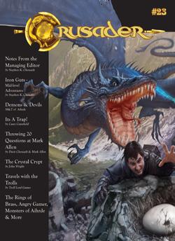 Crusader Journal #23 D