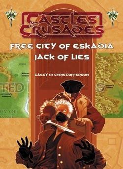 Castles & Crusades Free City of Eskadia Digital