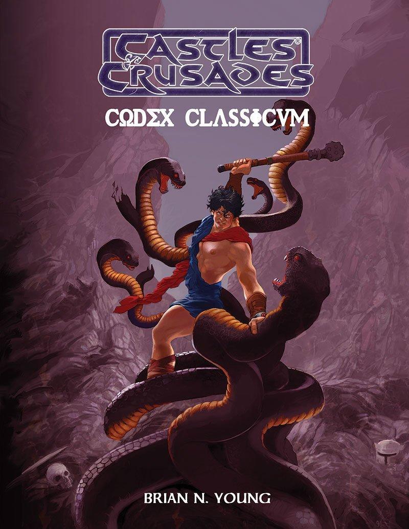 Castles & Crusades Codex Classicum -- Digital