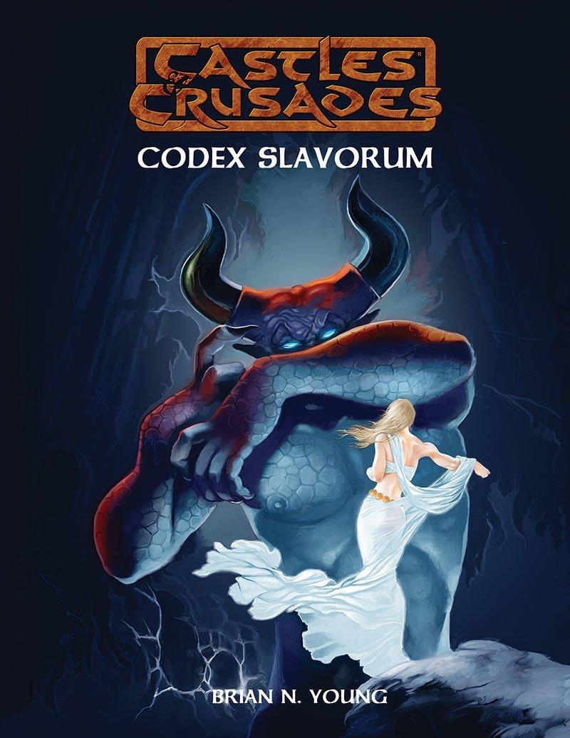 Castles & Crusades Codex Slavorum -- Digital