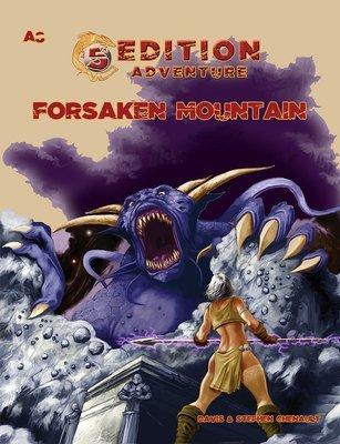 5th Edition A8 Forsaken Mountain Digital