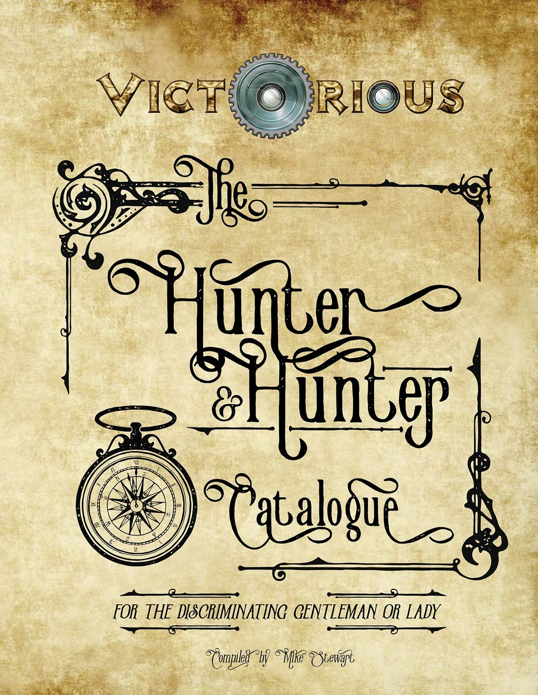 Victorious Hunter & Hunter Catalogue Print + Digital Combo