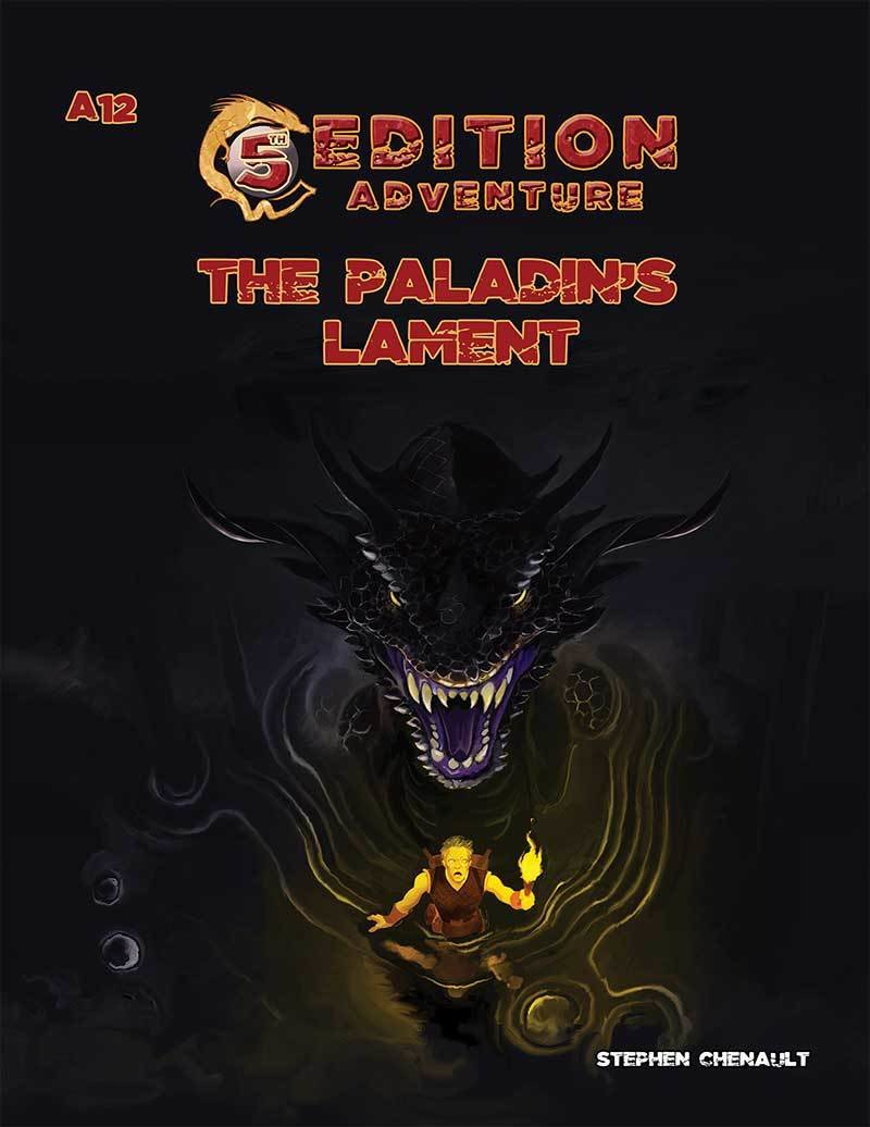 5th Edition: A12 The Paladin's Lament