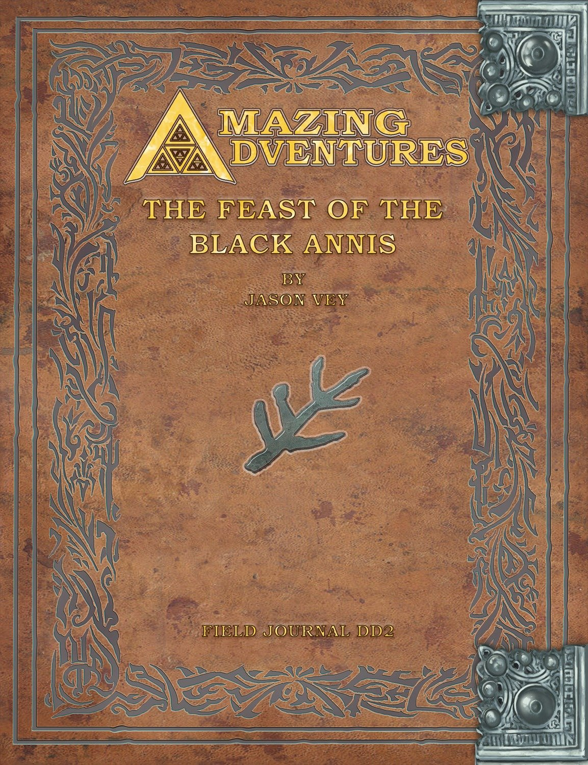 Amazing Adventures -- The Feast of Black Annis Deeper Dark Trilogy Vol. 2 Digital