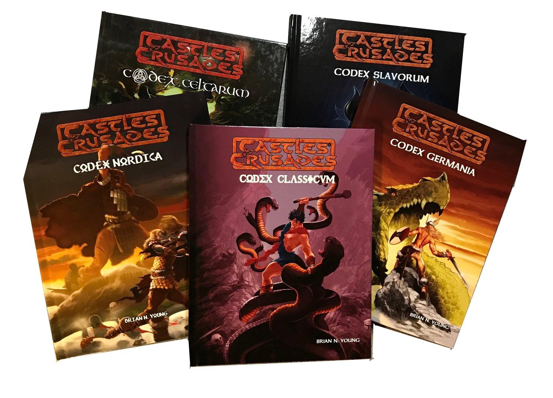 Castles & Crusades Mythos Series -- Digital