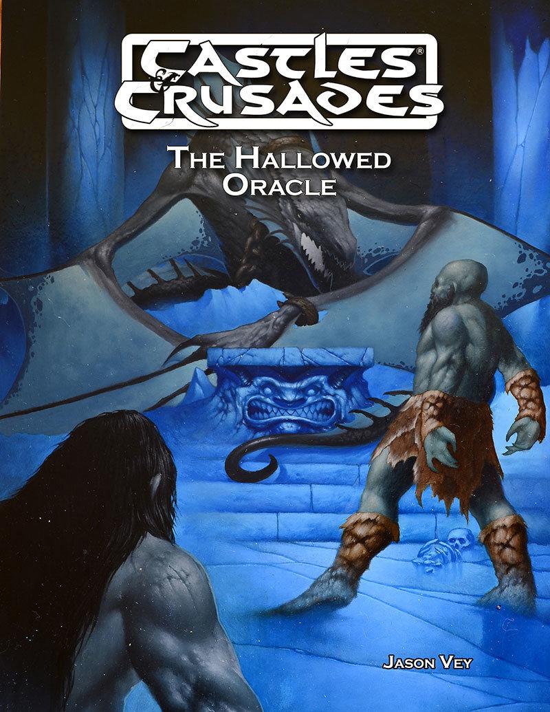 The Hallowed Oracle -- Digital