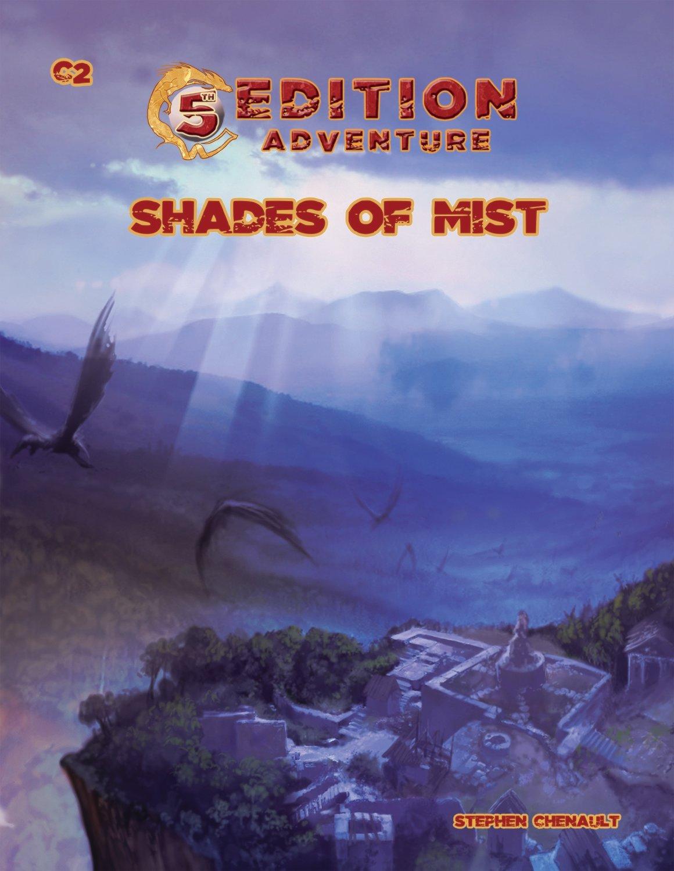 5th Edition: C2 Shades of Mist -- Digital