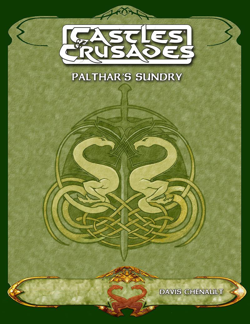 Castles & Crusades Palthar's Sundry -- Digital