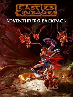 Castles & Crusades Adventurers Backpack Digital