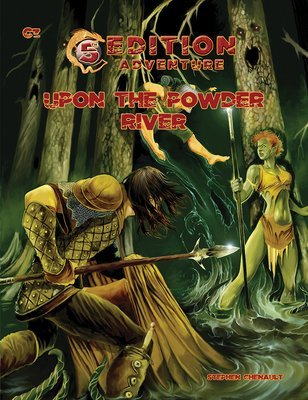 5th Edition: C3 Upon The Powder River