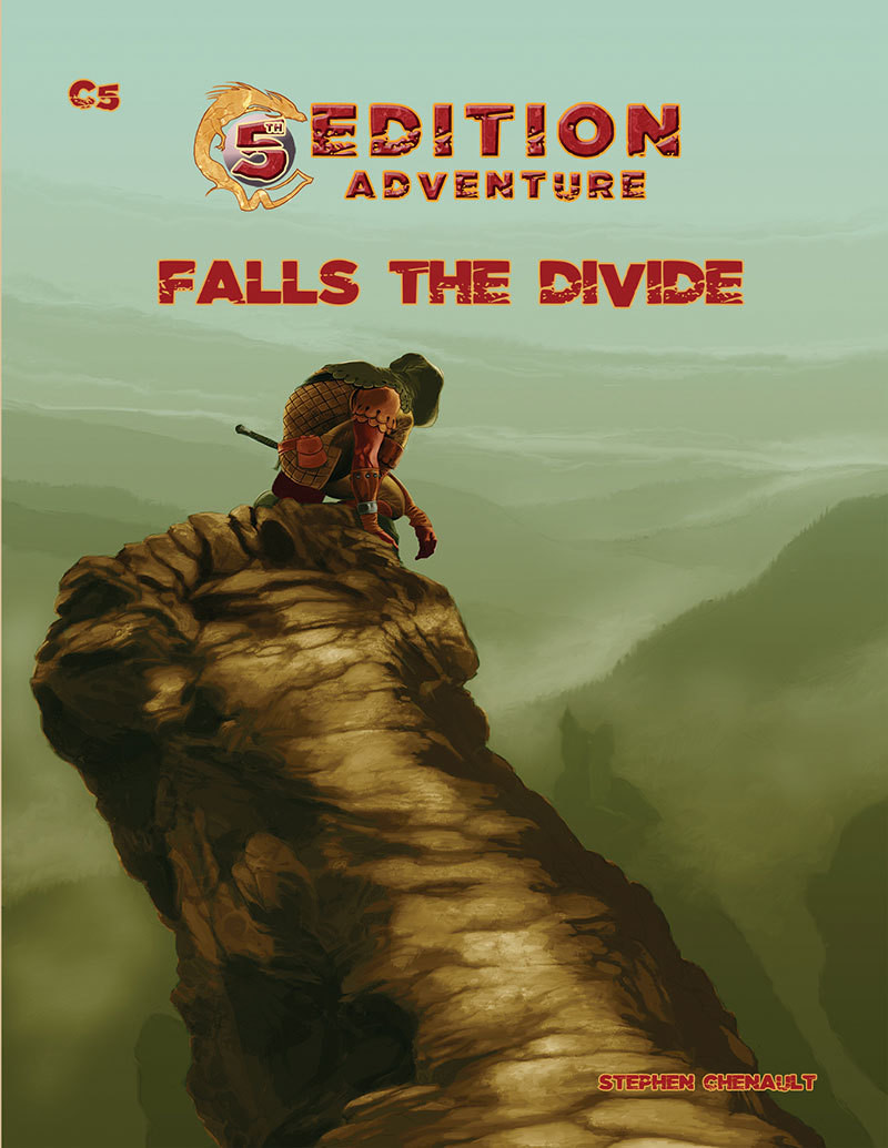 5th Edition: C5 Falls The Divide -- Digital
