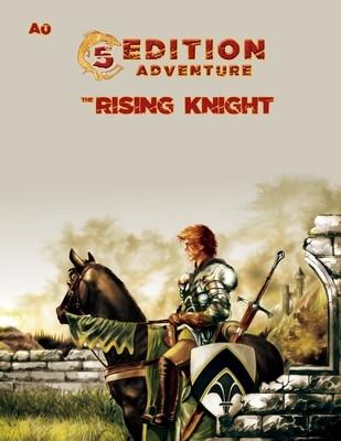 5th Edition: A0 The Rising Knight -- Digital