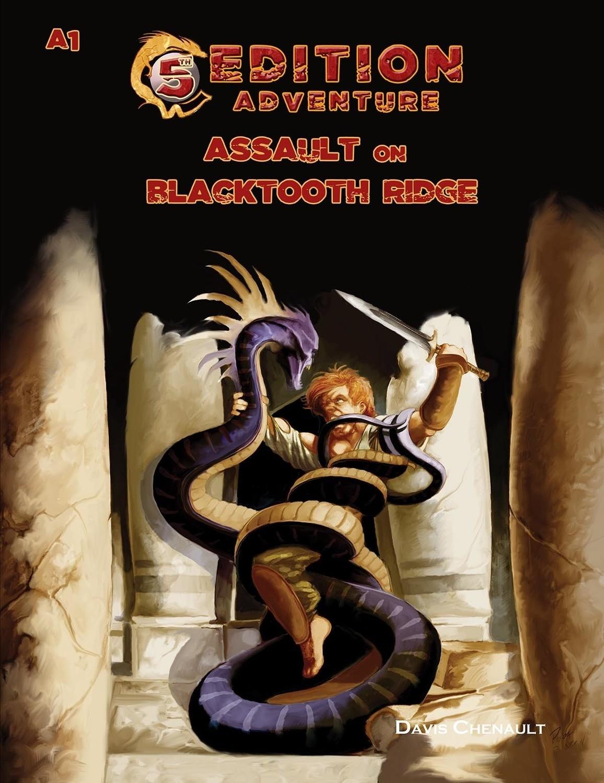 5th Edition A1 Assault on Blacktooth Ridge -- Digital