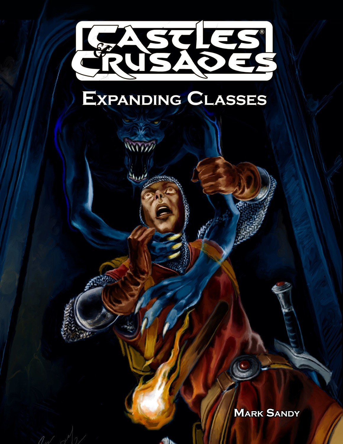 Castles & Crusades Expanding Classes Digital