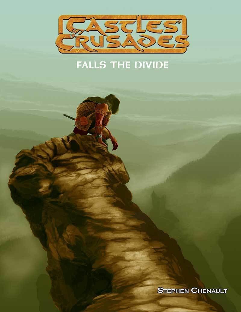 Castles & Crusades C5 Falls The Divide Digital