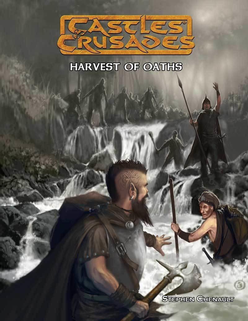 Castles & Crusades C4 Harvest of Oaths Digital