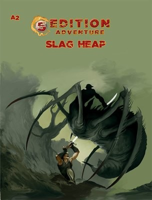 5th Edition Adventure A2 Slag Heap Digital