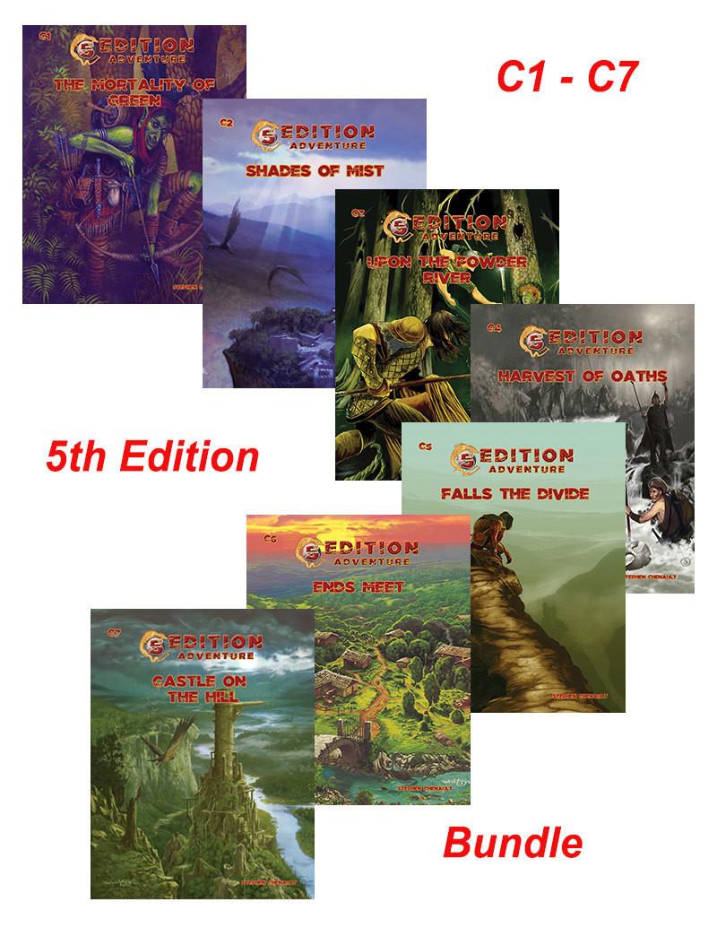 Bundle: 5th Edition C Series C1 - C7