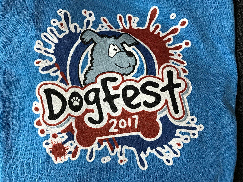 DogFest 2017 T-Shirt