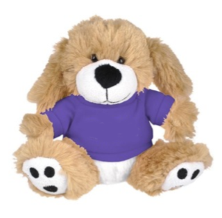 Plush Puppy Dog