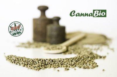 Sjemenke konoplje (oljuštene) - rinfuza (kilogram)