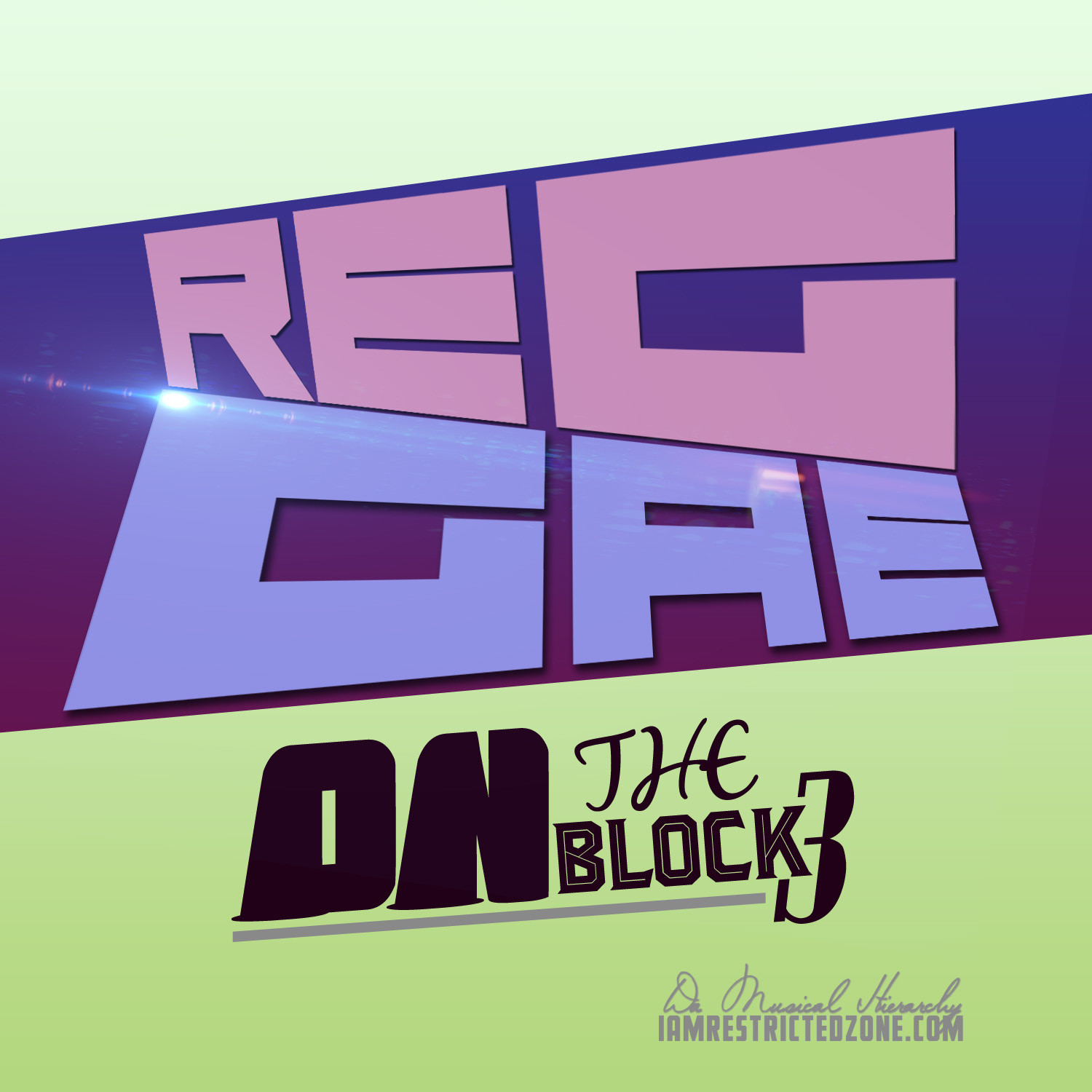 Reggae On The Block Vol.3 (MP3 Download)