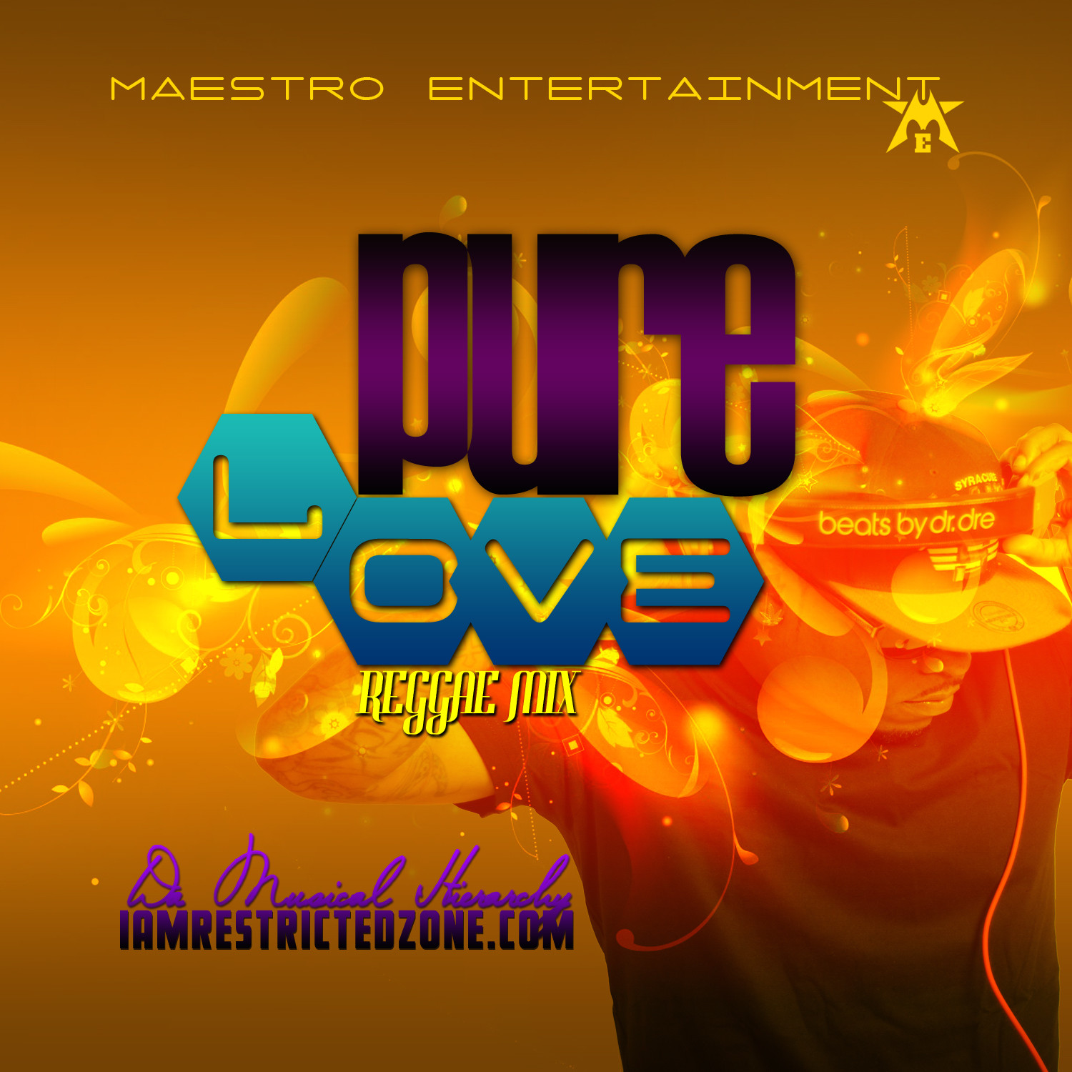Pure Love (Reggae Mix)