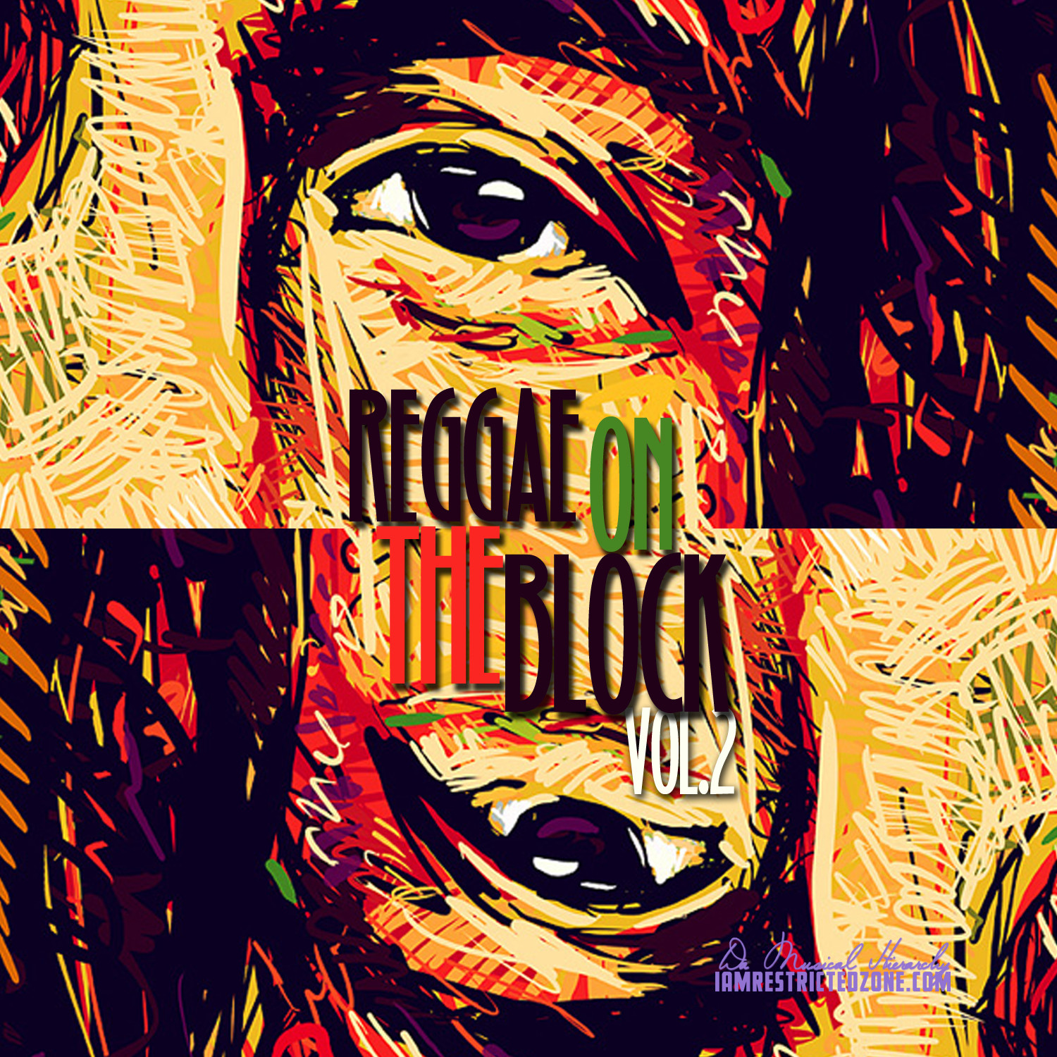 Reggae On The Block Vol.2 (MP3 Download)