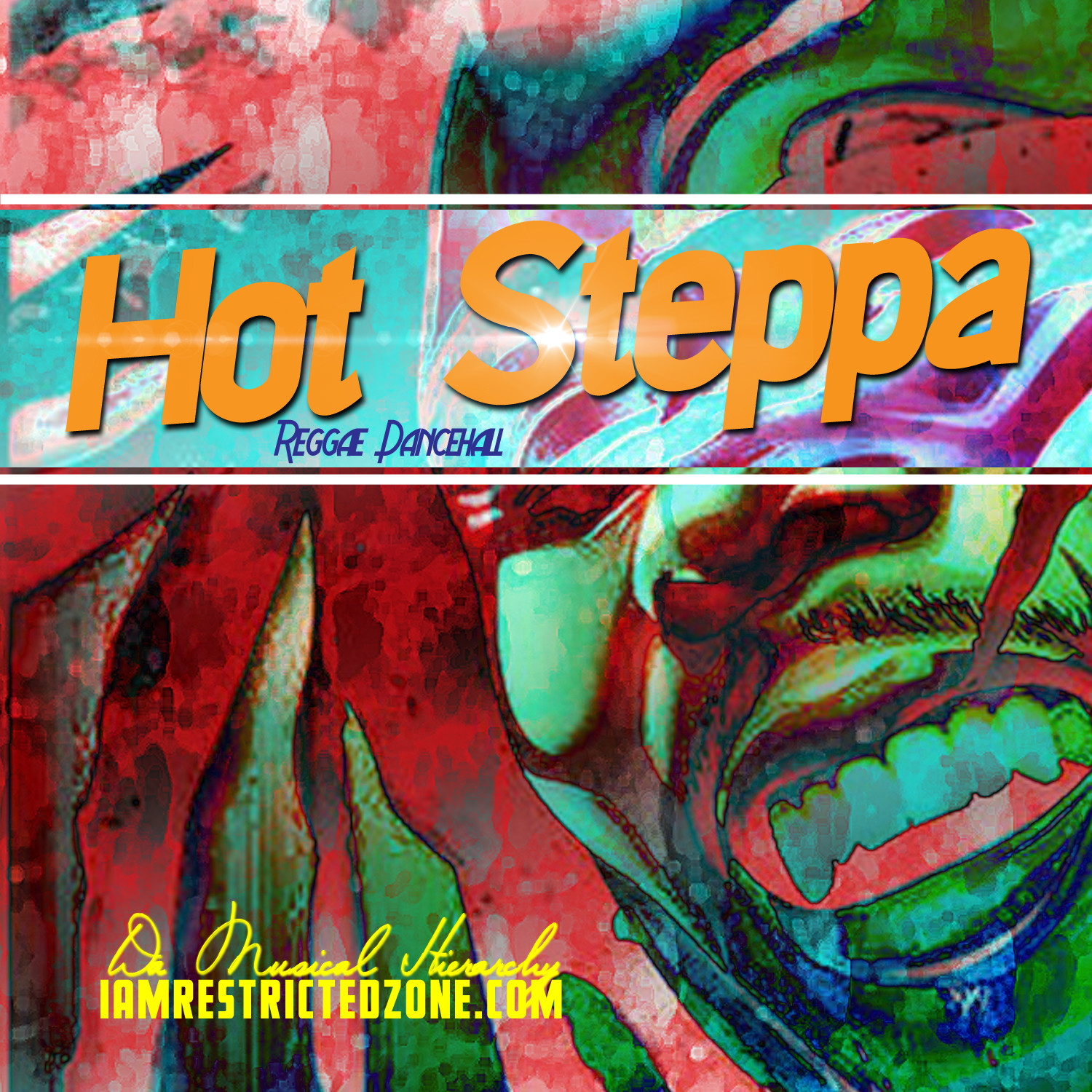 Hot Steppa - Restricted Zone