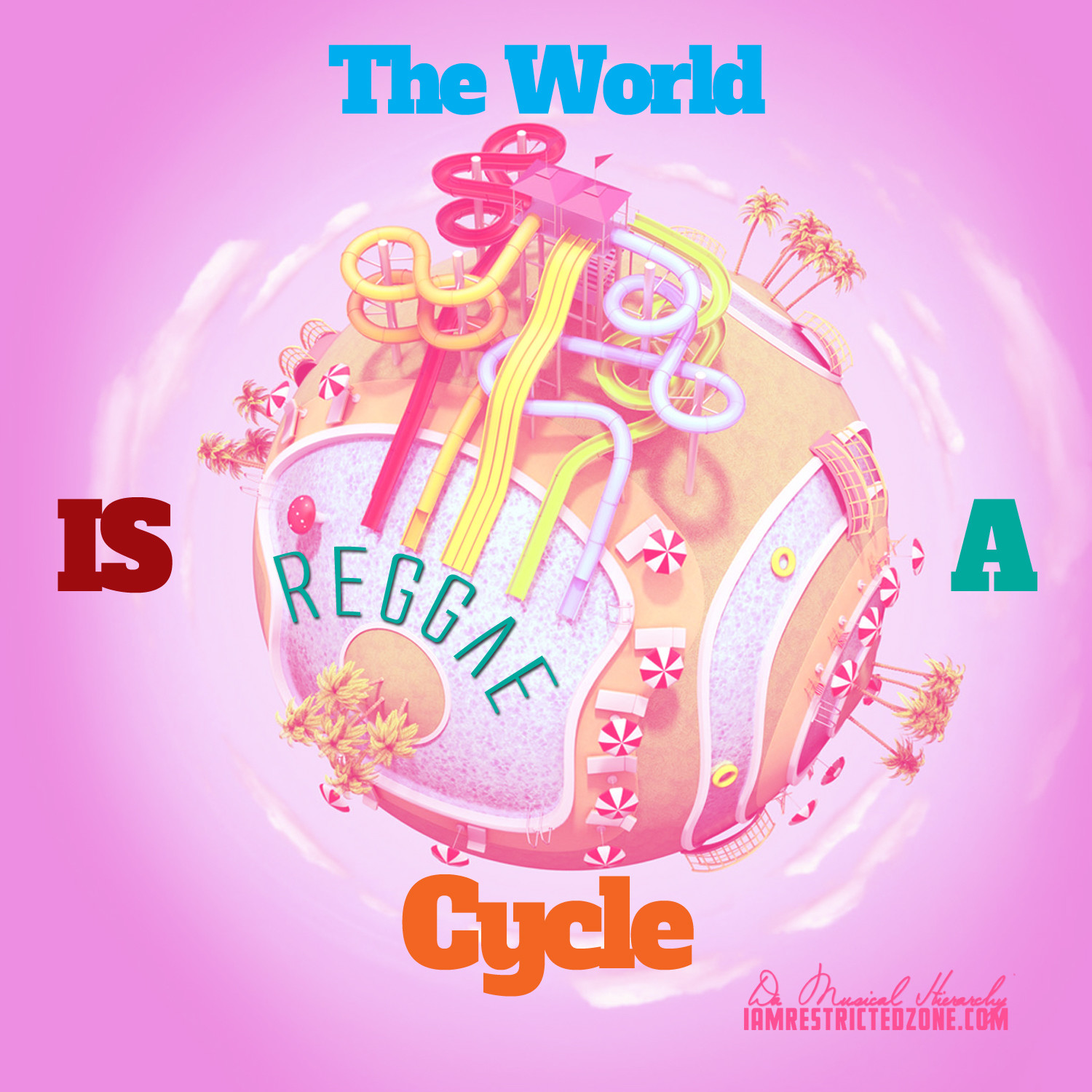 The World Is A Cycle - Album (MP3 Download)