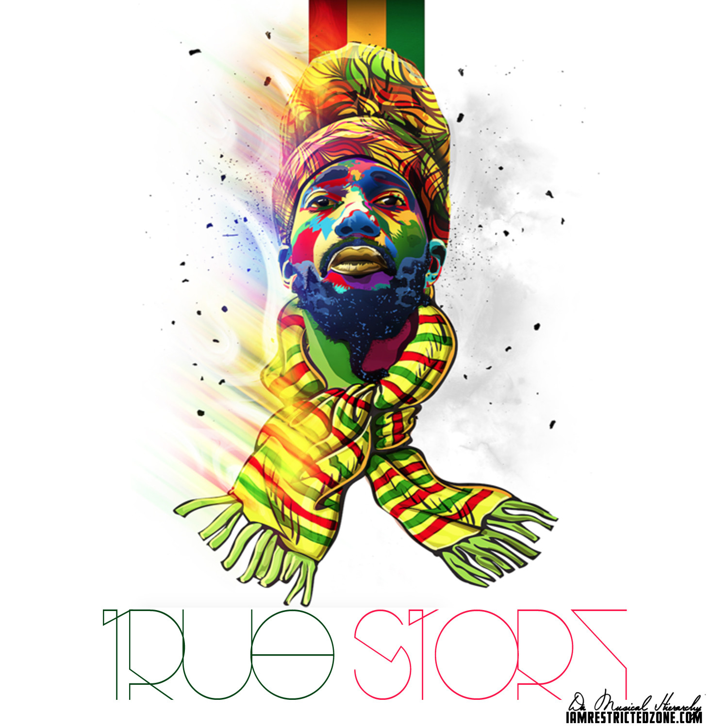 Sizzla - True Story 'Mixtape 2015'