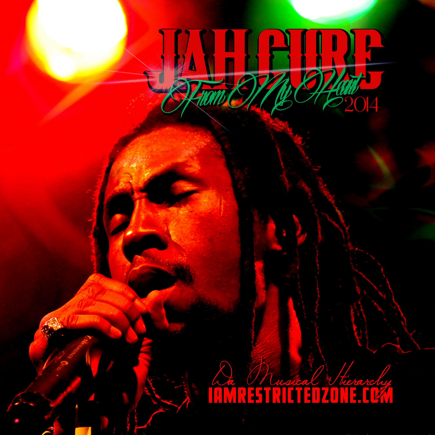 Jah Cure - (From My Heart) Mixtape 2014