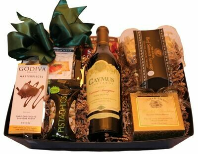 Caymus Carbernet Gift Basket