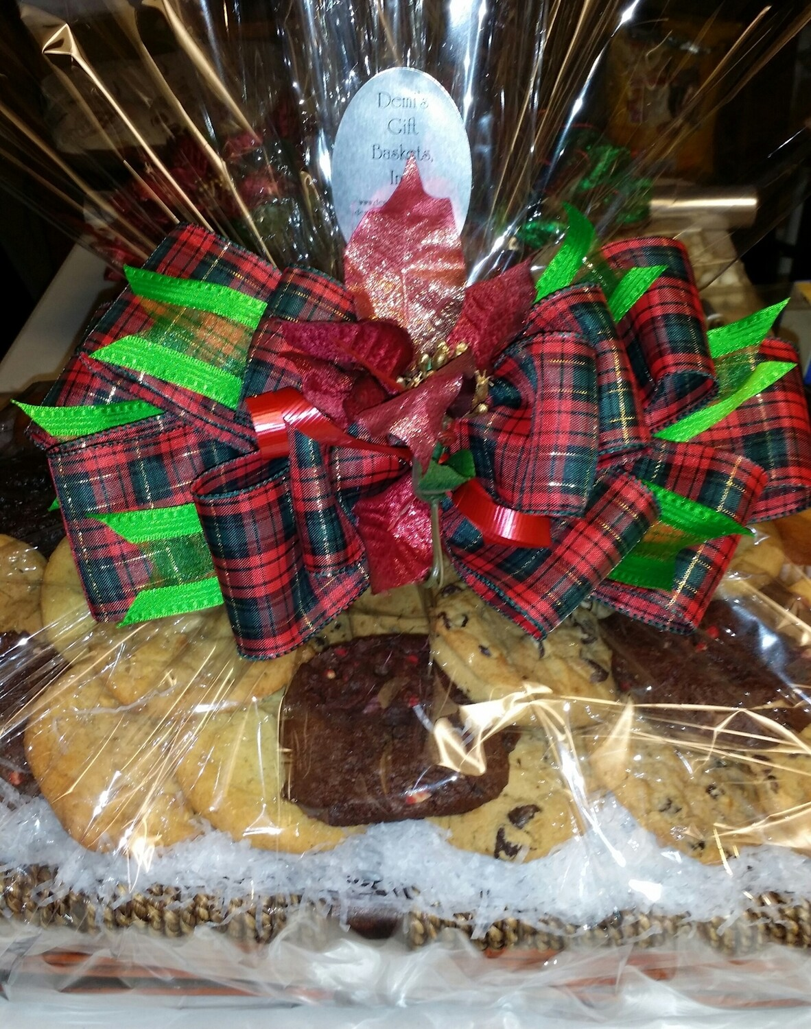 Holiday Fresh Baked Cookies