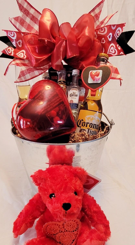 Valentine's Day 4 Bucket of Love