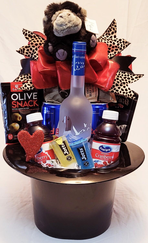 Valentine's Day 14 Top Hat 2