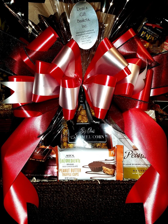 Corporate Gourmet Gift Basket