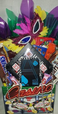 Vegas Candy Bouquet