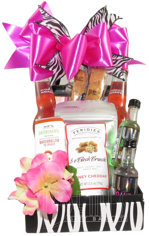 Bachelorette Mini Gift Box