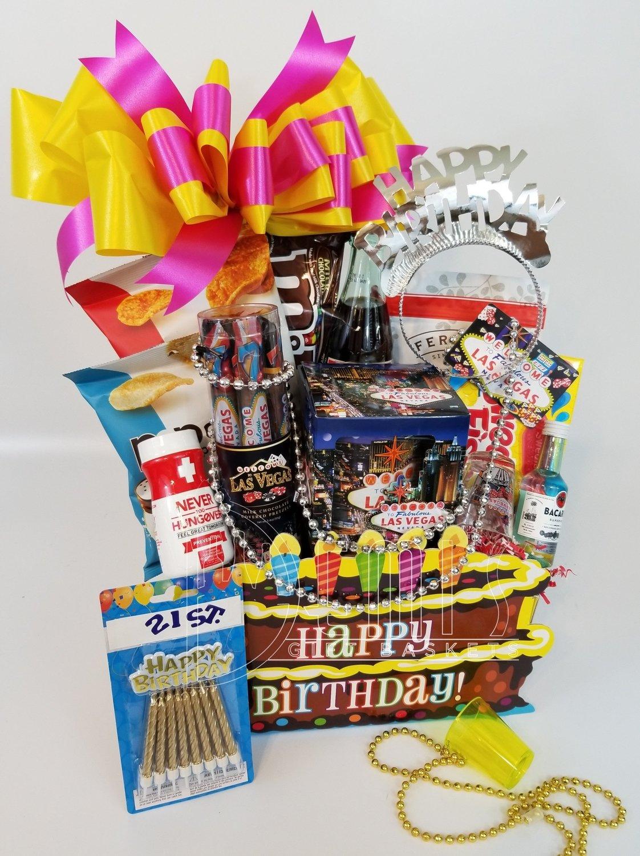 Birthday Happy 21st!