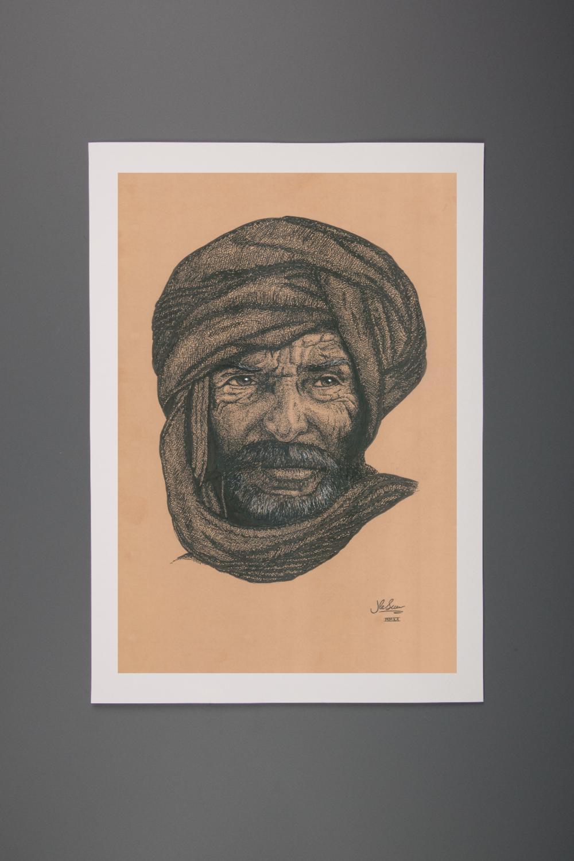 Aziz :: Poster Print