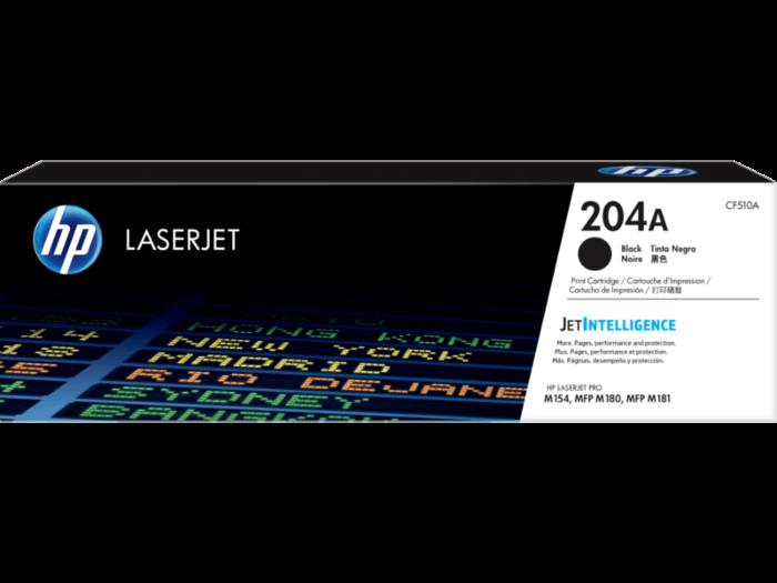 HP 204A 黑色原廠 LaserJet 碳粉 CF510A