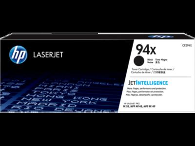 HP 94X 黑色原廠 LaserJet 碳粉 CF294X