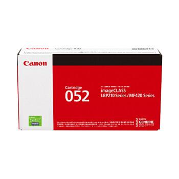 Canon Cartridge 052 黑色原裝打印機碳粉盒 CRG052