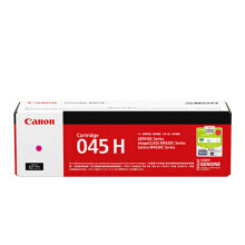 Canon Cartridge 045H M 高打印量洋紅色原裝打印機碳粉盒 CRG045HM