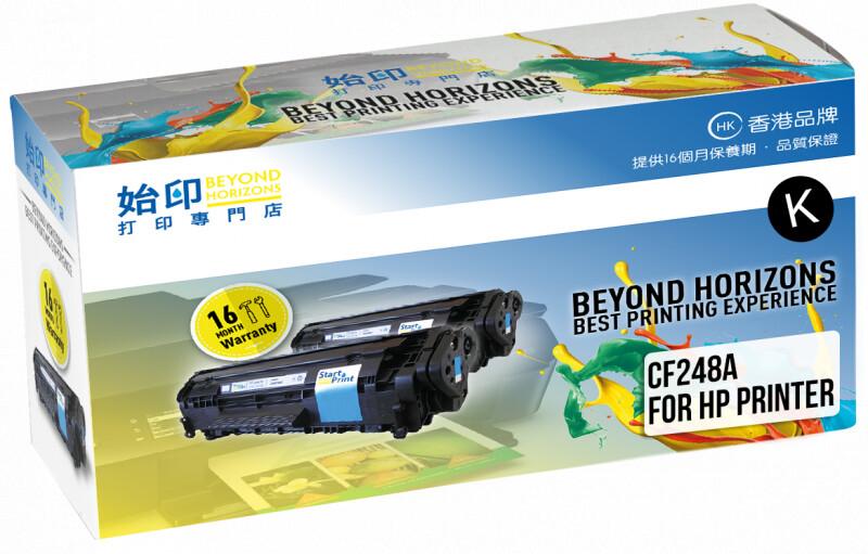 StartPrint HP 83A LaserJet 黑色 優質代用碳粉匣 CF283A