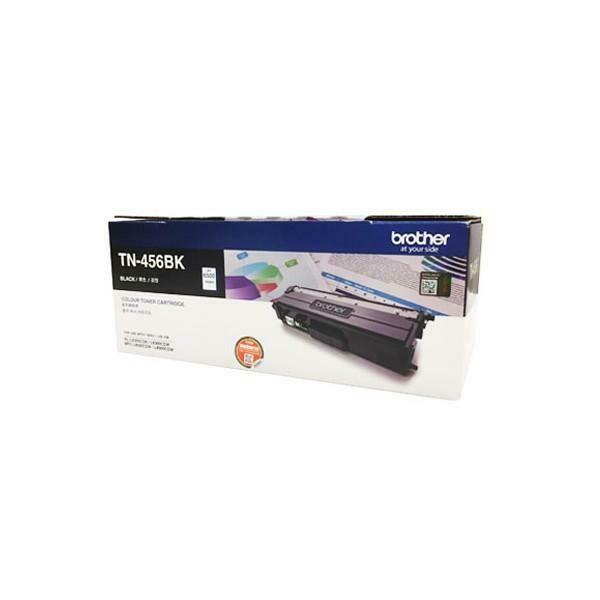 Brother TN456 BK 黑色高容量原裝碳粉盒 TN456BK