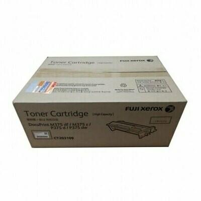 Fuji Xerox 黑色高容量原廠 LaserJet 碳粉 CT203109